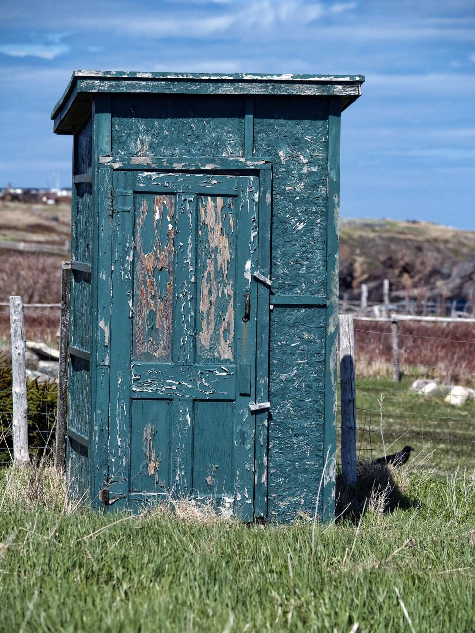 Download Free Stock HD Photo of Outhouse Online