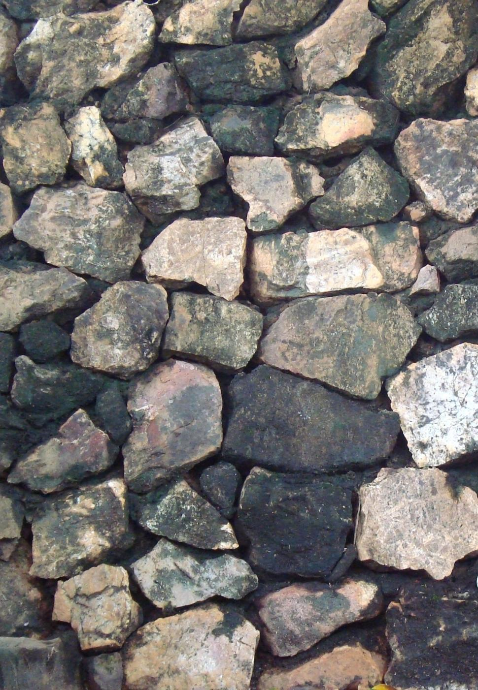 Download Free Stock HD Photo of Stone wall background Online