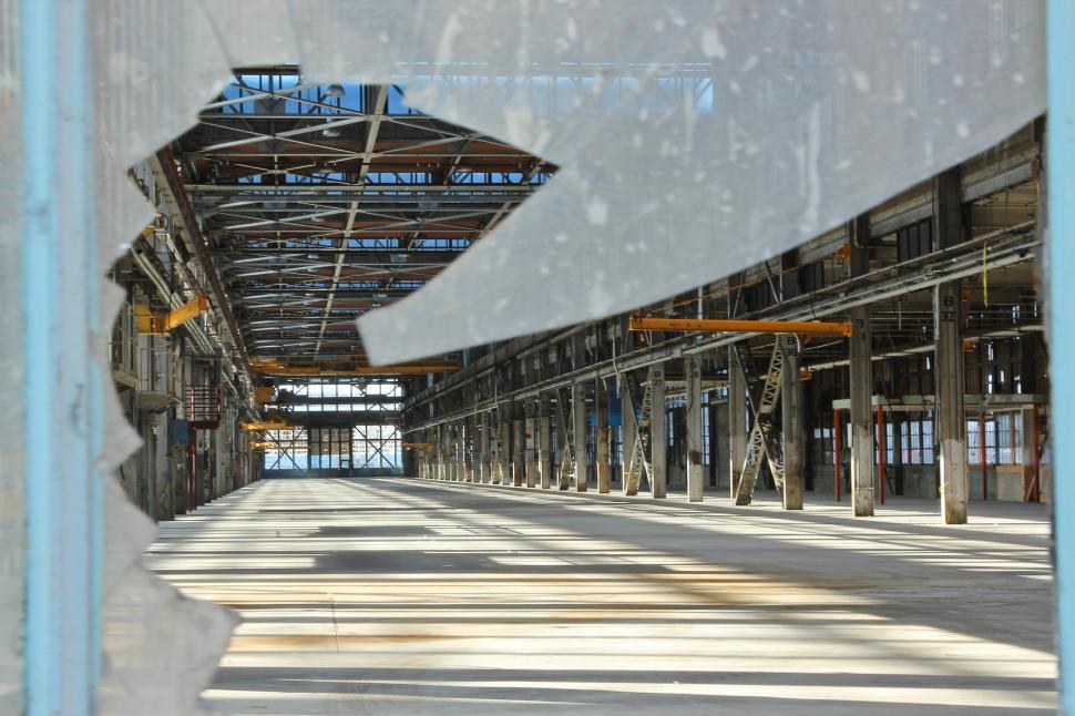 Download Free Stock HD Photo of Broken Window Online