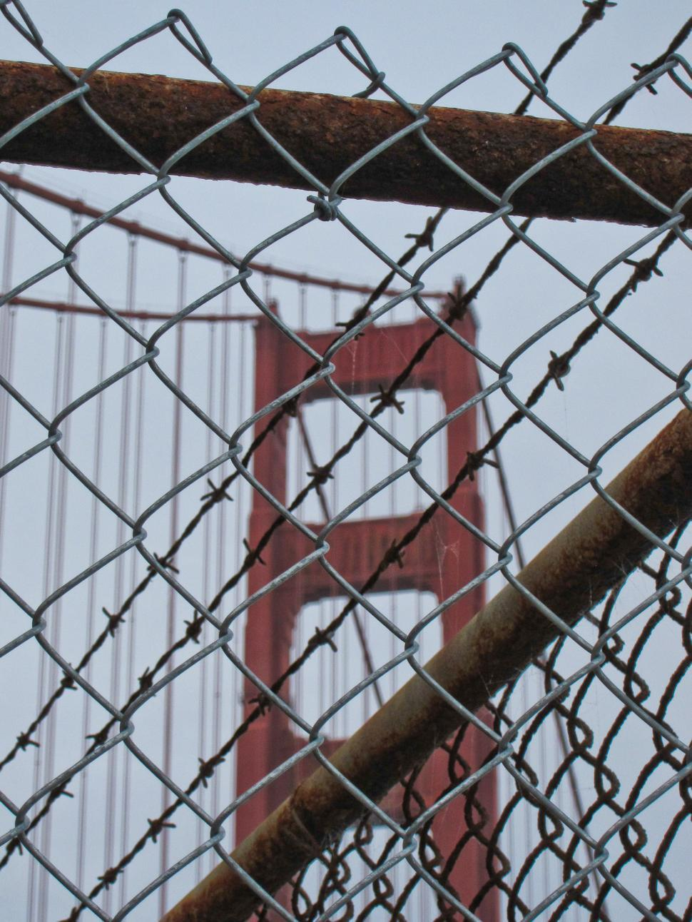 Download Free Stock HD Photo of Secure Golden Gate Bridge Online
