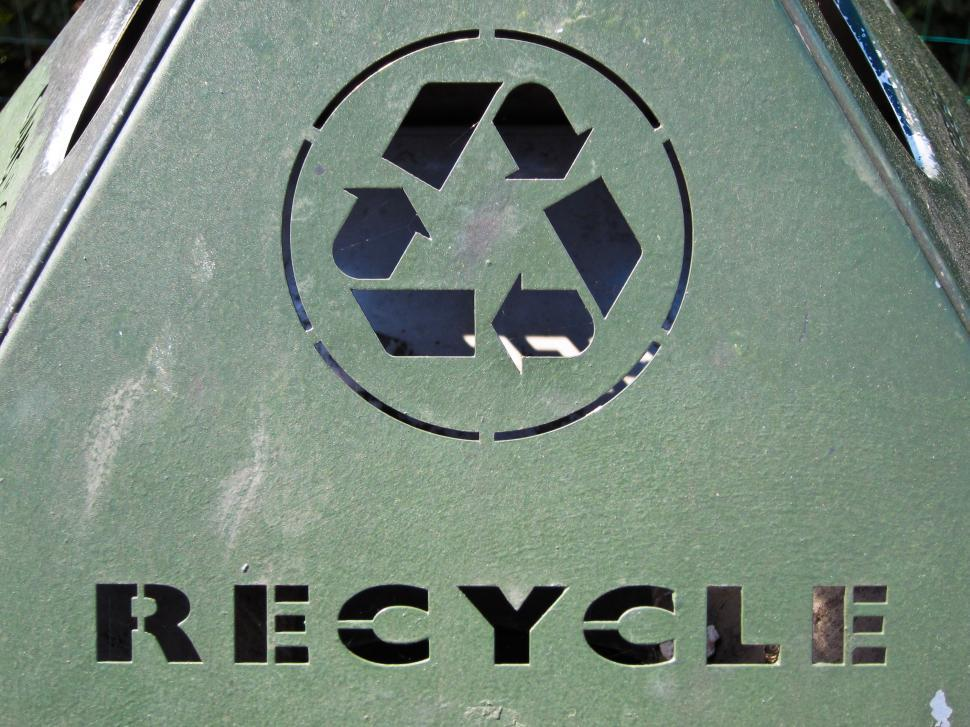 Download Free Stock HD Photo of Recycle Container Online
