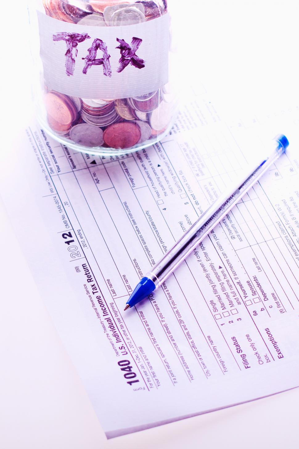 Download Free Stock HD Photo of Taxes Online
