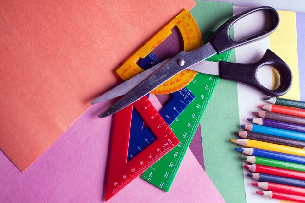 Download Free Stock HD Photo of Art Supplies Online
