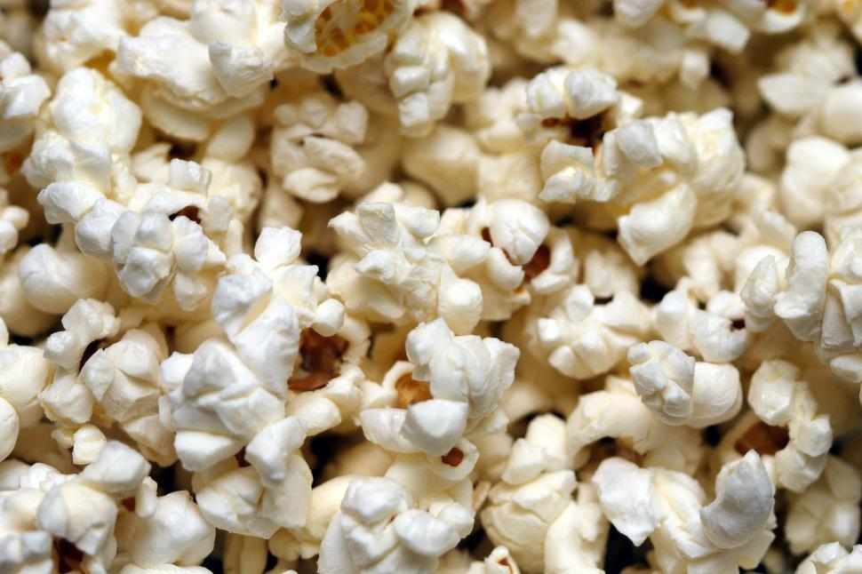 Download Free Stock HD Photo of Popcorn texture Online