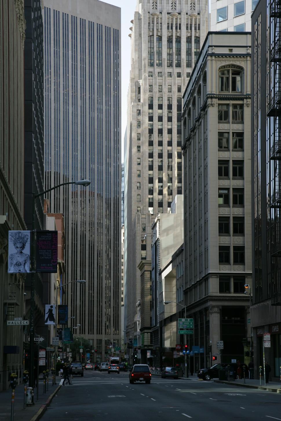 Download Free Stock HD Photo of San Francisco, Financial District Online