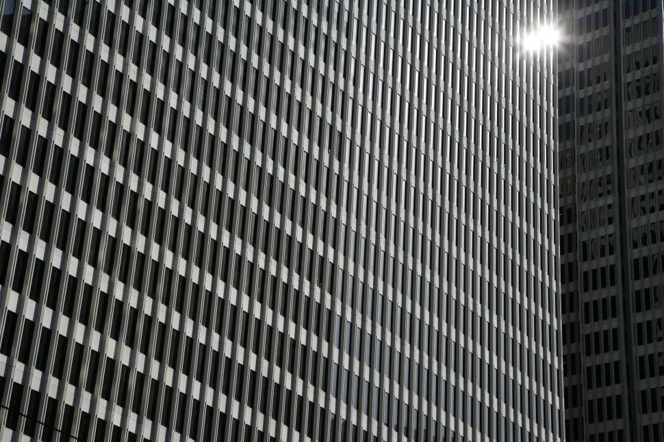 Download Free Stock HD Photo of Skyscraper Facade Online