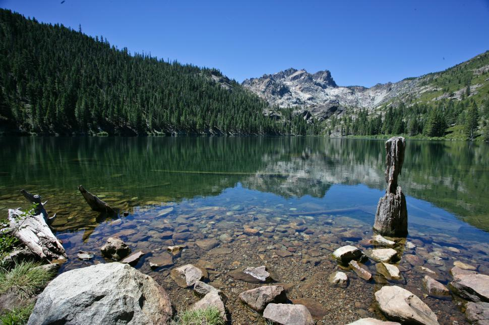 Download Free Stock HD Photo of Lakeshore, Northern California Online
