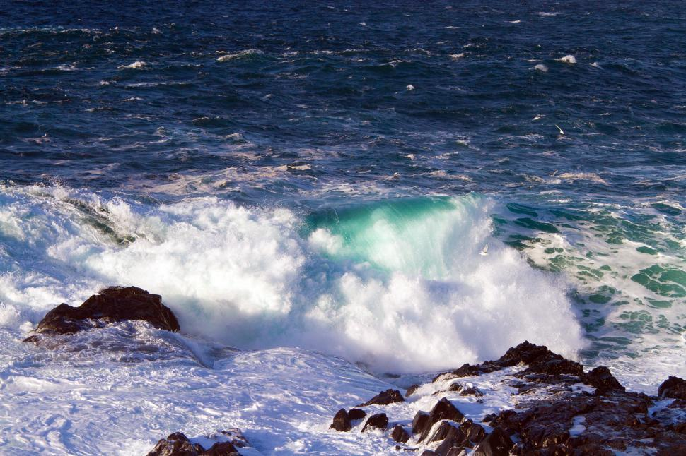 Download Free Stock HD Photo of Waves Online