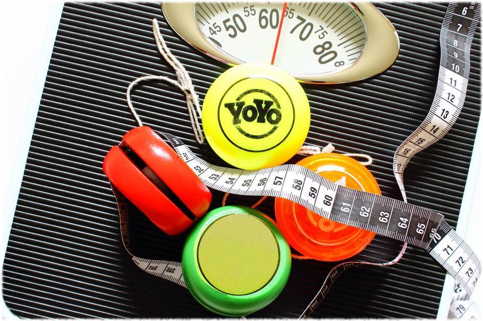 Download Free Stock HD Photo of Yo yo dieting Online
