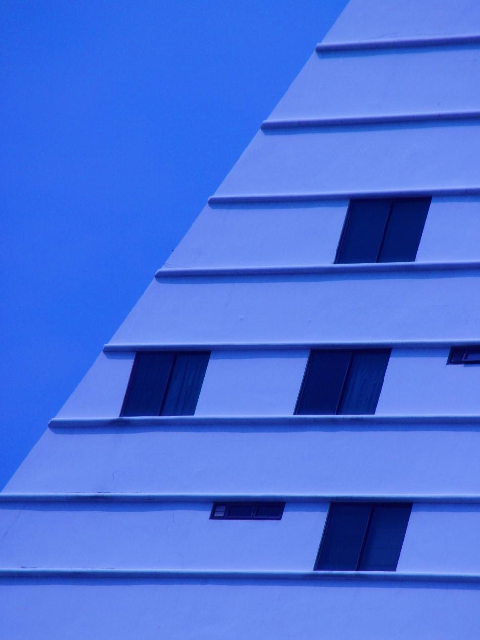 Download Free Stock HD Photo of Abstract Slanted Building Online