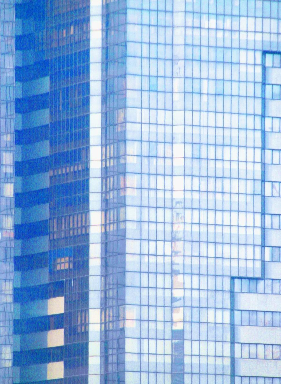 Download Free Stock HD Photo of Reflective Office Block Online