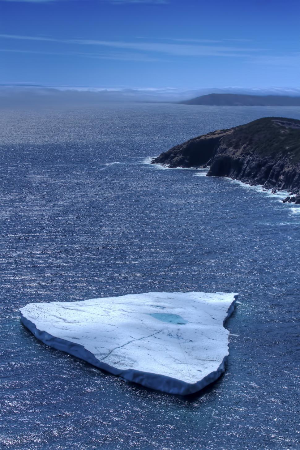 Download Free Stock HD Photo of iceberg Online