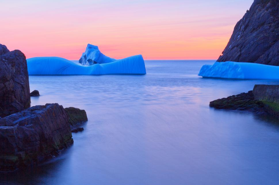 Download Free Stock HD Photo of iceberg Online