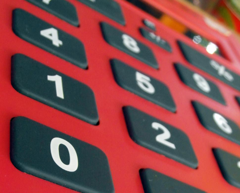 Get Free Stock Photo of Red Calculator Online | Download Latest ...