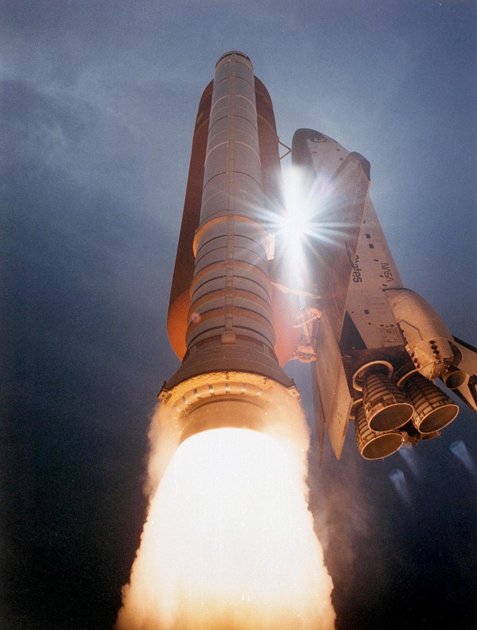 Download Free Stock HD Photo of Atlantis Going Up Online