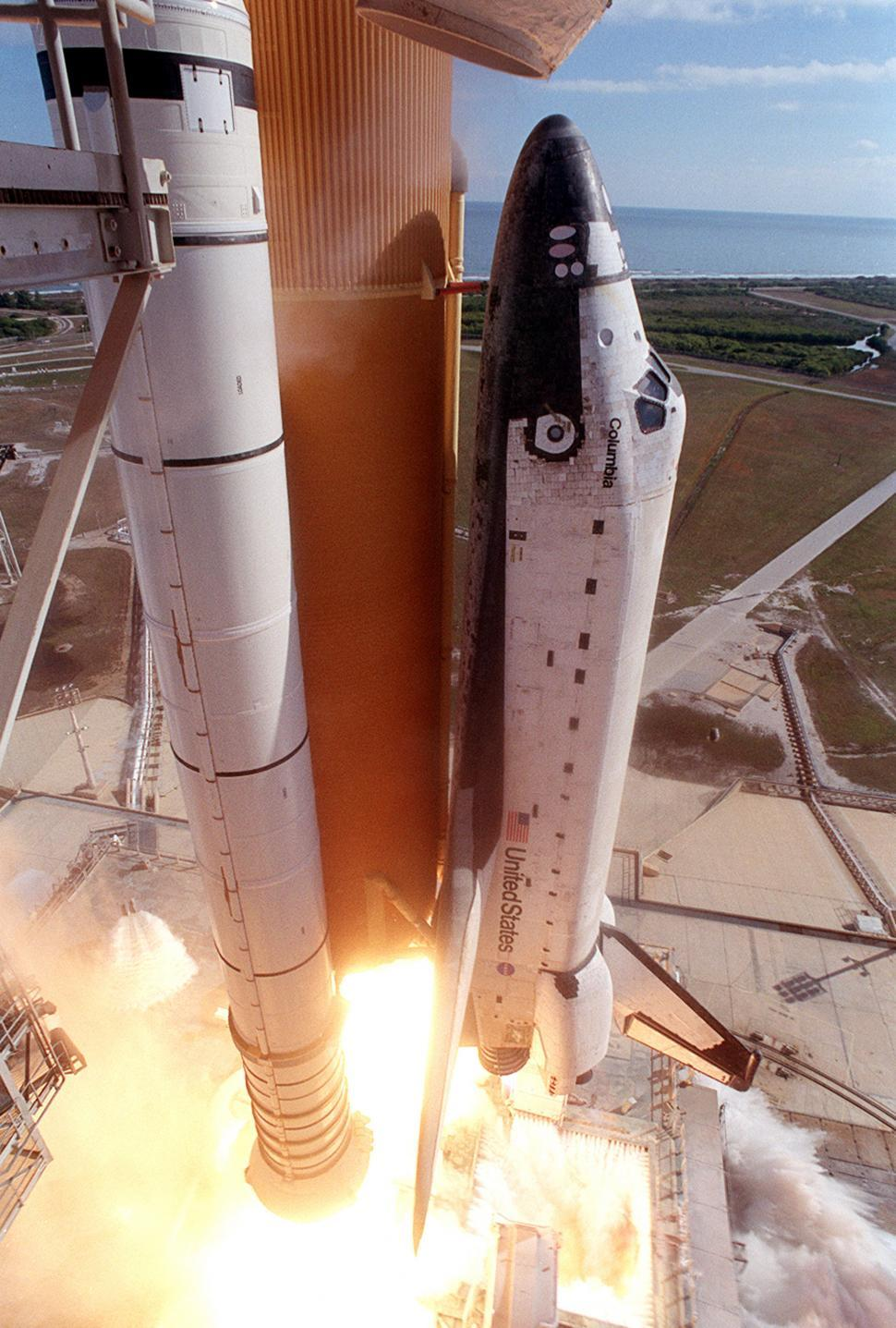 Download Free Stock HD Photo of Space Shuttle Launch Online