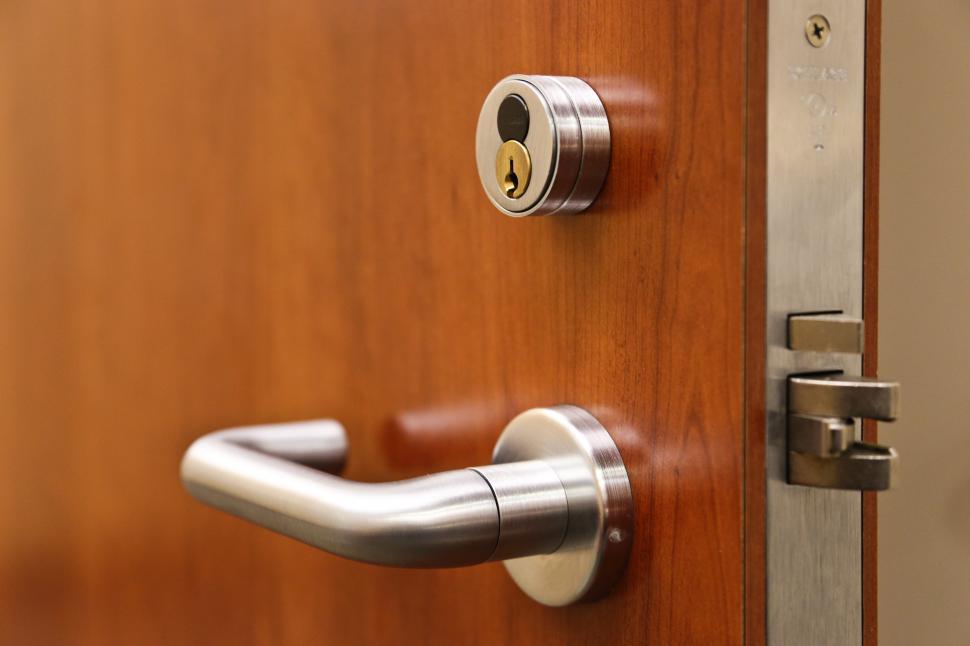Download Free Stock HD Photo of Door Latch Online
