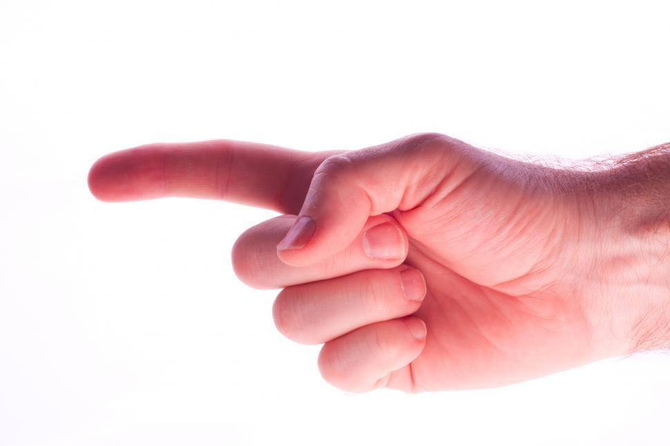 Download Free Stock HD Photo of Finger Online