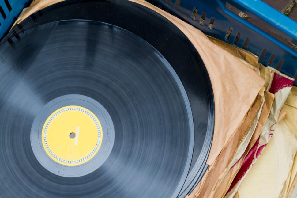 Download Free Stock HD Photo of Vinyl Online