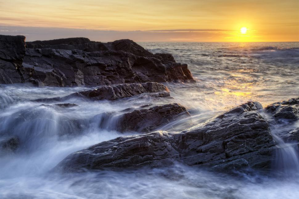 Download Free Stock HD Photo of Seascape Online