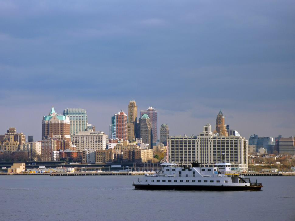 Download Free Stock HD Photo of Brooklyn skyline Online