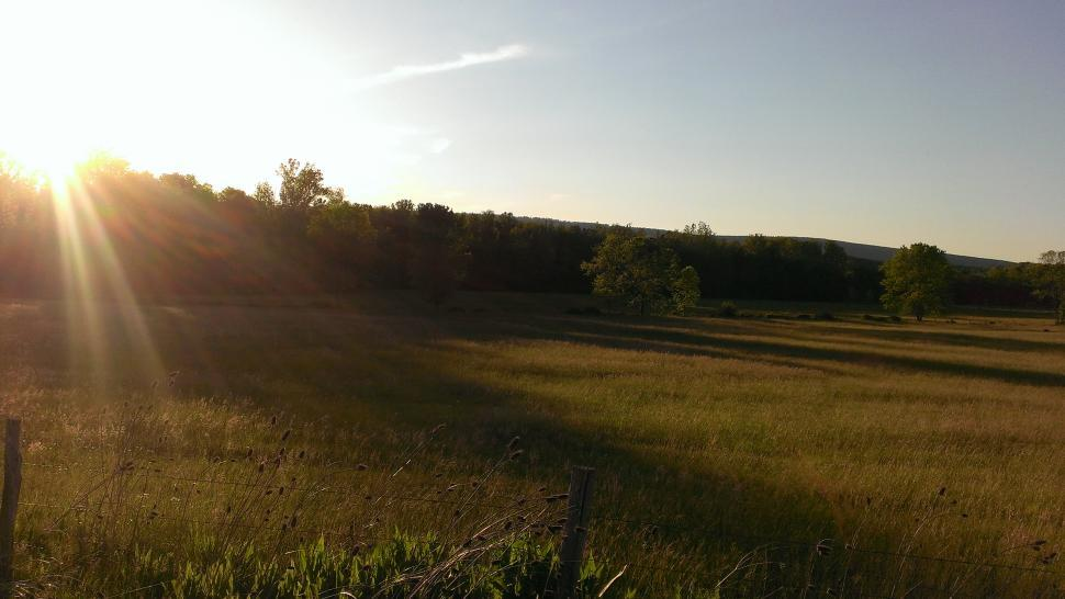 Download Free Stock HD Photo of Country Sunset Online