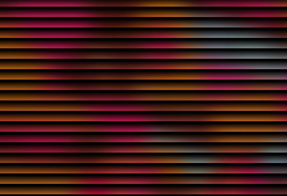 Download Free Stock HD Photo of Colorful Venetian Blinds Effect Online