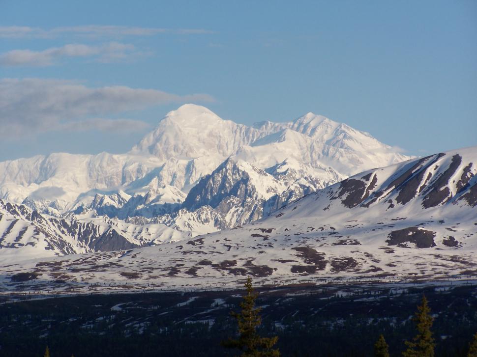 Download Free Stock HD Photo of Mount McKinley (Denali) Online