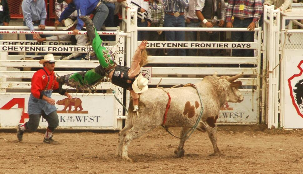 Download Free Stock HD Photo of Rodeo Crash Online