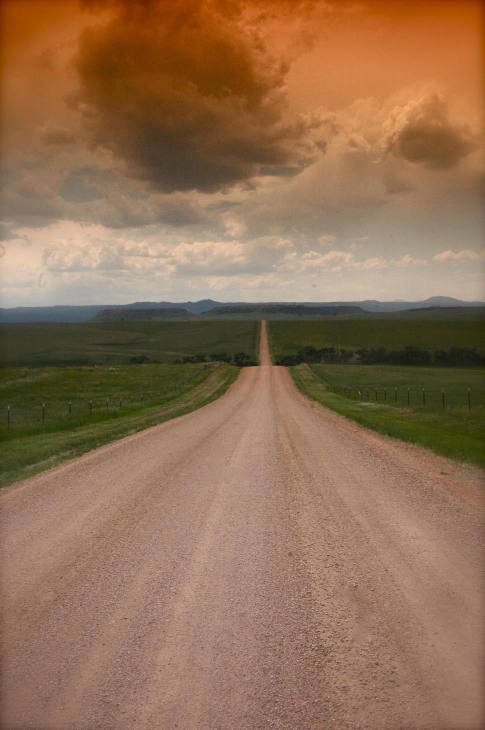 Download Free Stock HD Photo of Lonely Country Road to Nowhere Online