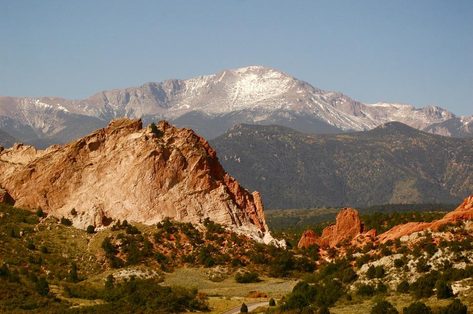 Download Free Stock HD Photo of Garden of the Gods Red Rocks Online