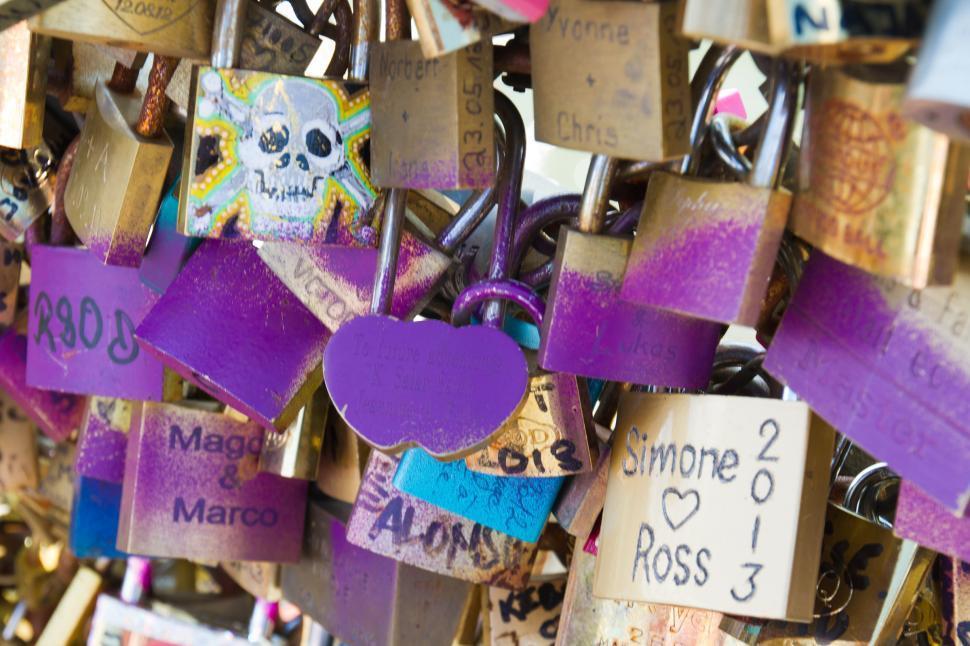 Download Free Stock HD Photo of Love Locks Online