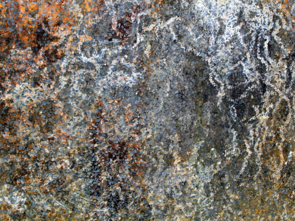 Download Free Stock HD Photo of Strange concrete texture with random lines Online