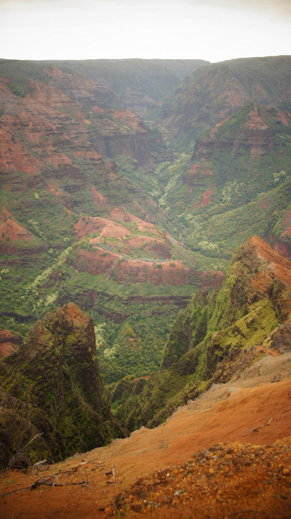 Download Free Stock HD Photo of Green Canyon Online