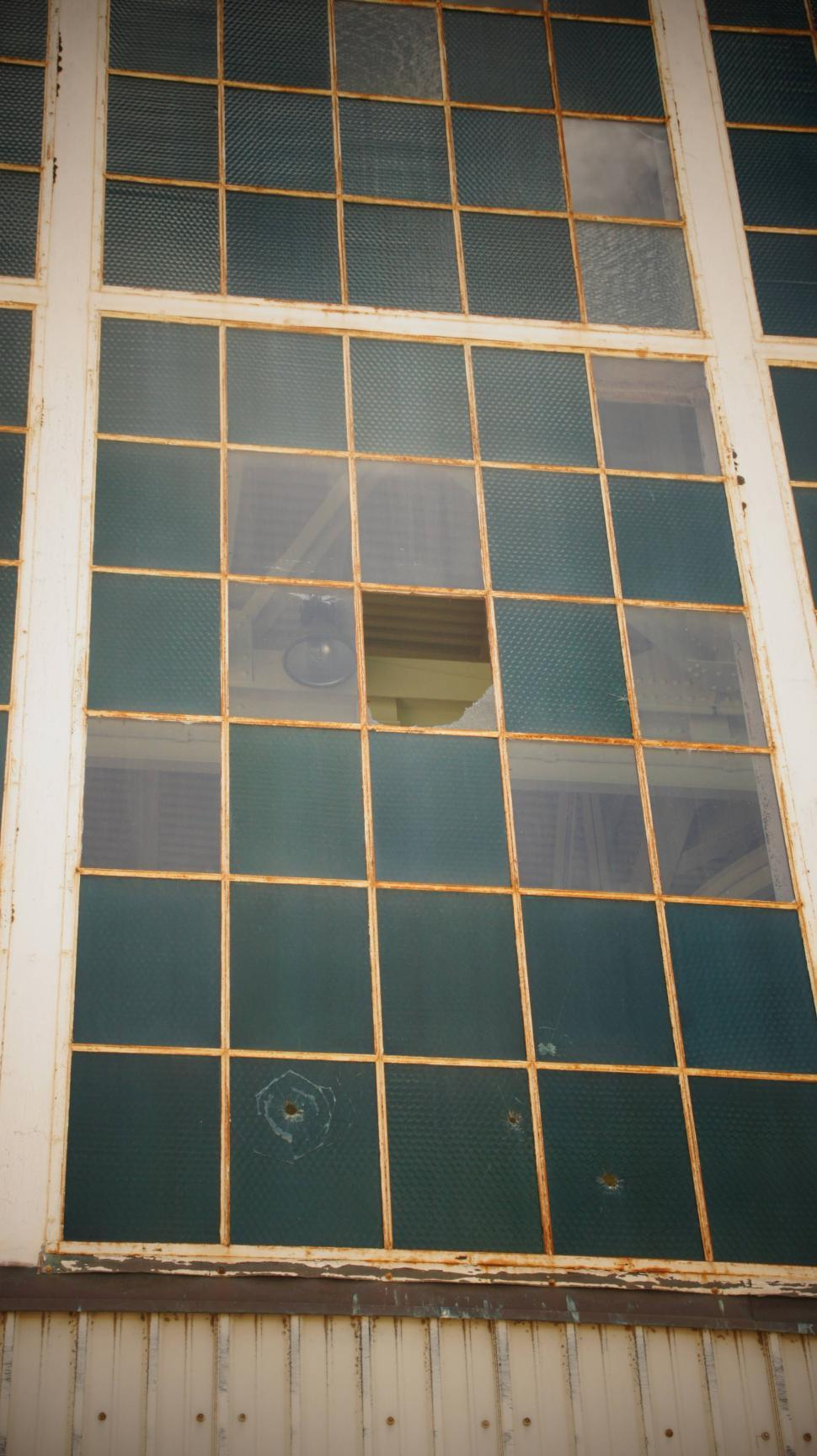 Download Free Stock HD Photo of Bullet Hole Windows Online