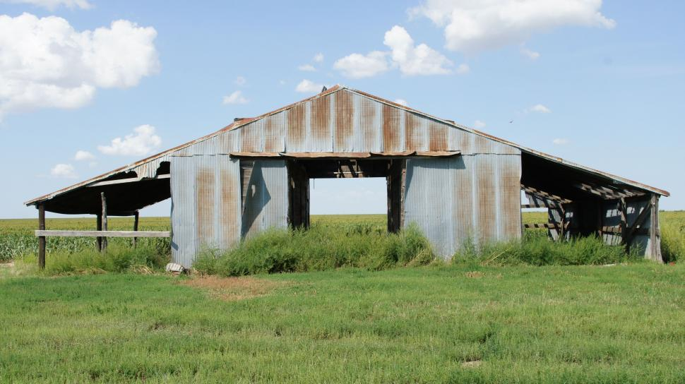 Download Free Stock HD Photo of Abandoned Barn Online