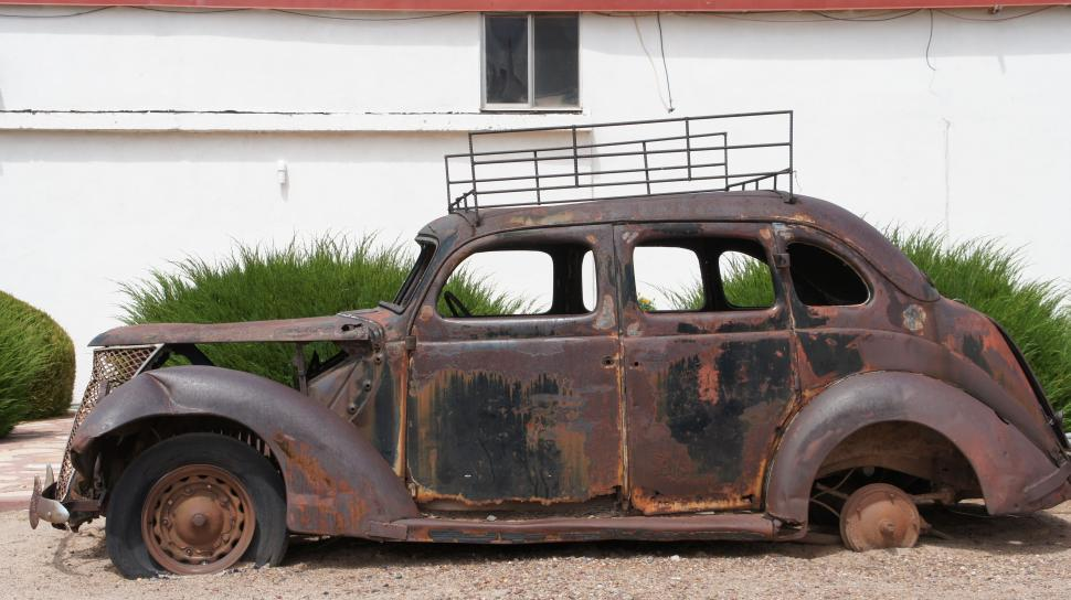 Get Free Stock Photo of Abandoned Car Online | Download Latest ...