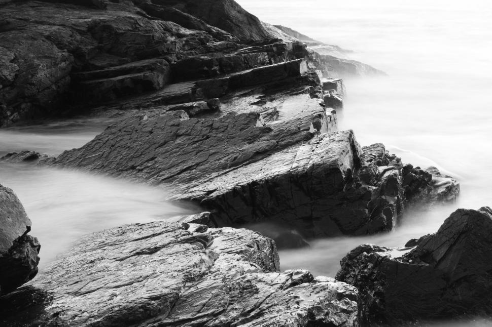 Download Free Stock HD Photo of seascaspe Online