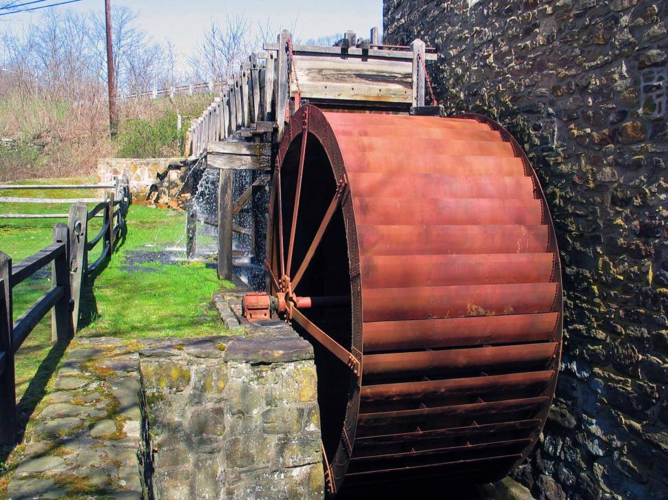 Download Free Stock HD Photo of Cooper Gristmill Online