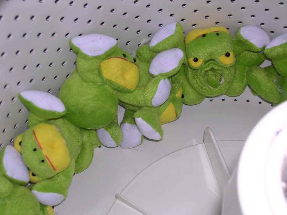 Download Free Stock HD Photo of Frog slip-on floor protectors II Online