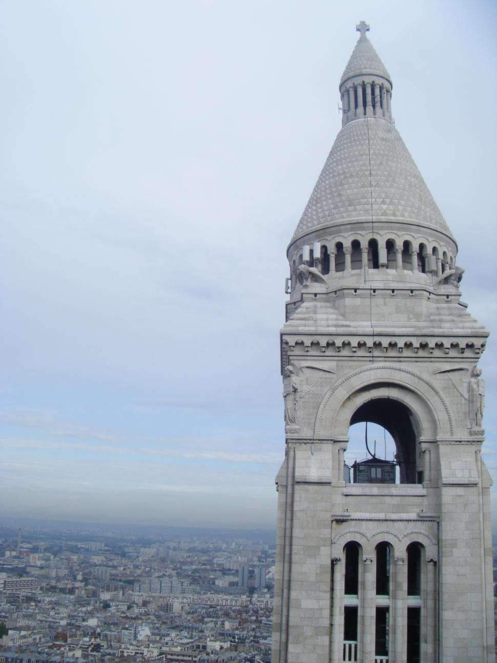 Download Free Stock HD Photo of Basilica of Sacre-Coeur Online