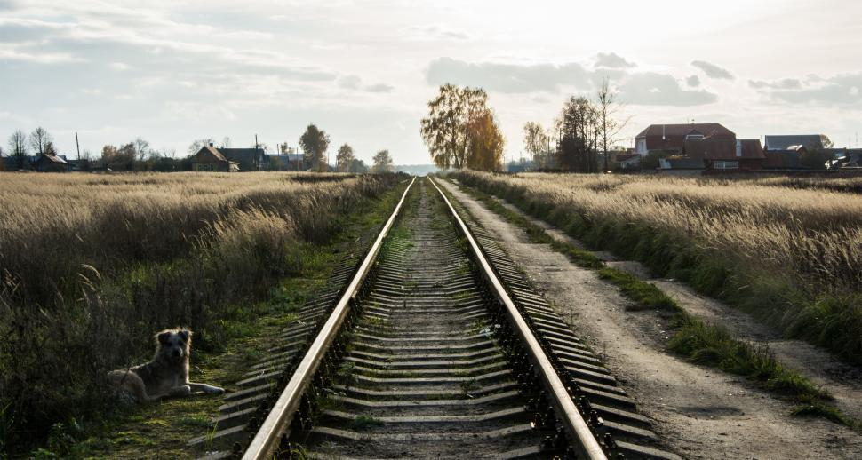 Download Free Stock HD Photo of Railway.  Online