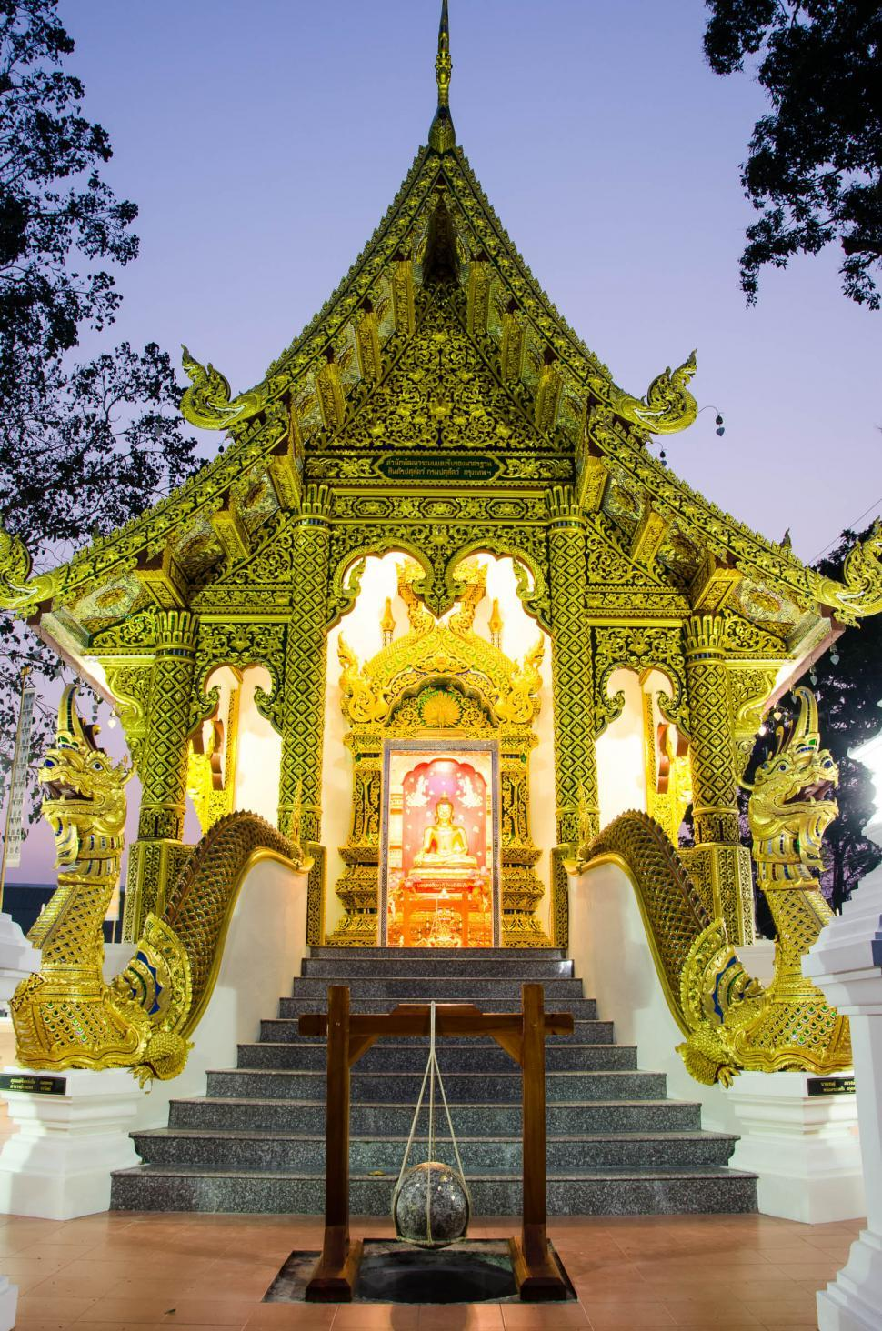 Download Free Stock HD Photo of Thai Temple Online