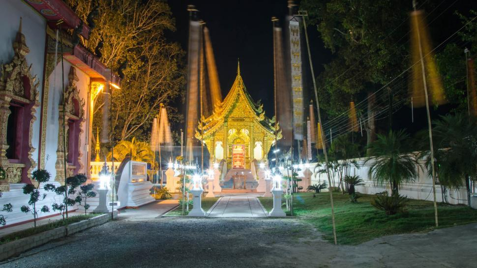 Download Free Stock HD Photo of Wat Rampoeng Online