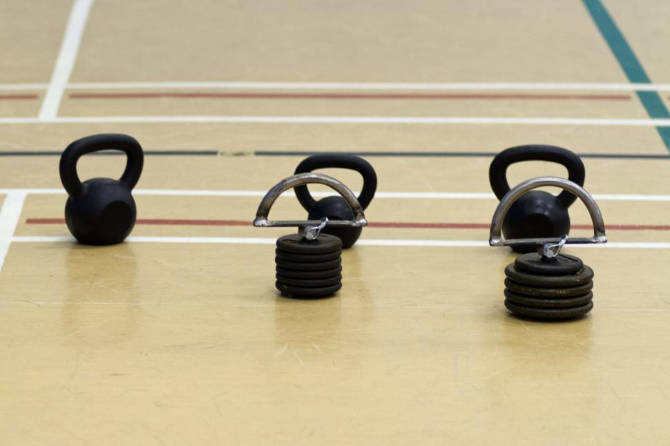 Download Free Stock HD Photo of Weight training Online