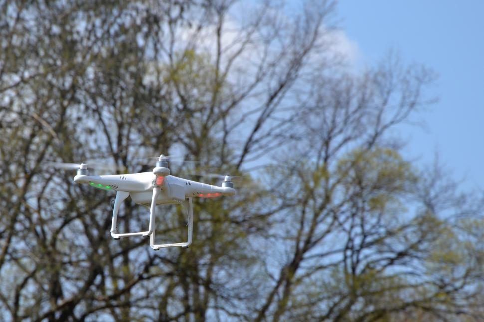 Download Free Stock HD Photo of Quadrocopter Online