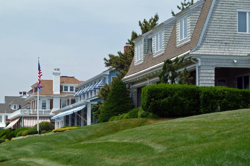 Download Free Stock HD Photo Of Ocean Front Homes Online