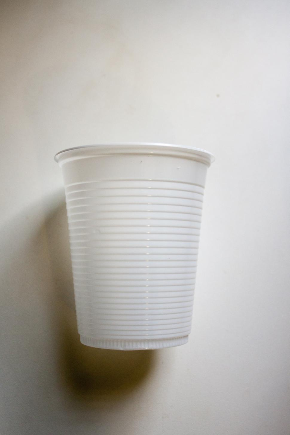 Download Free Stock HD Photo of Disposable plastic cup Online