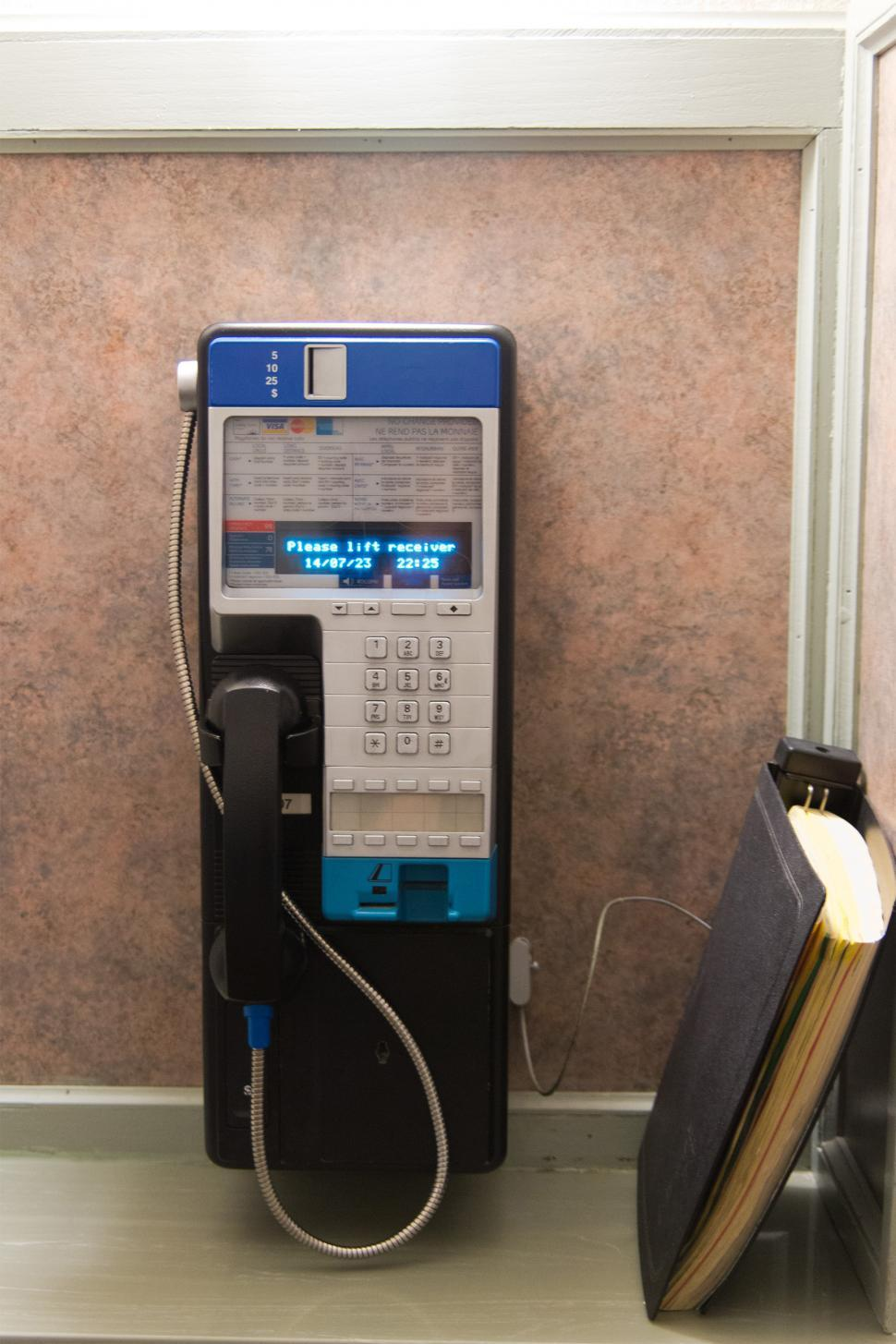 Download Free Stock HD Photo of Pay Phone Online