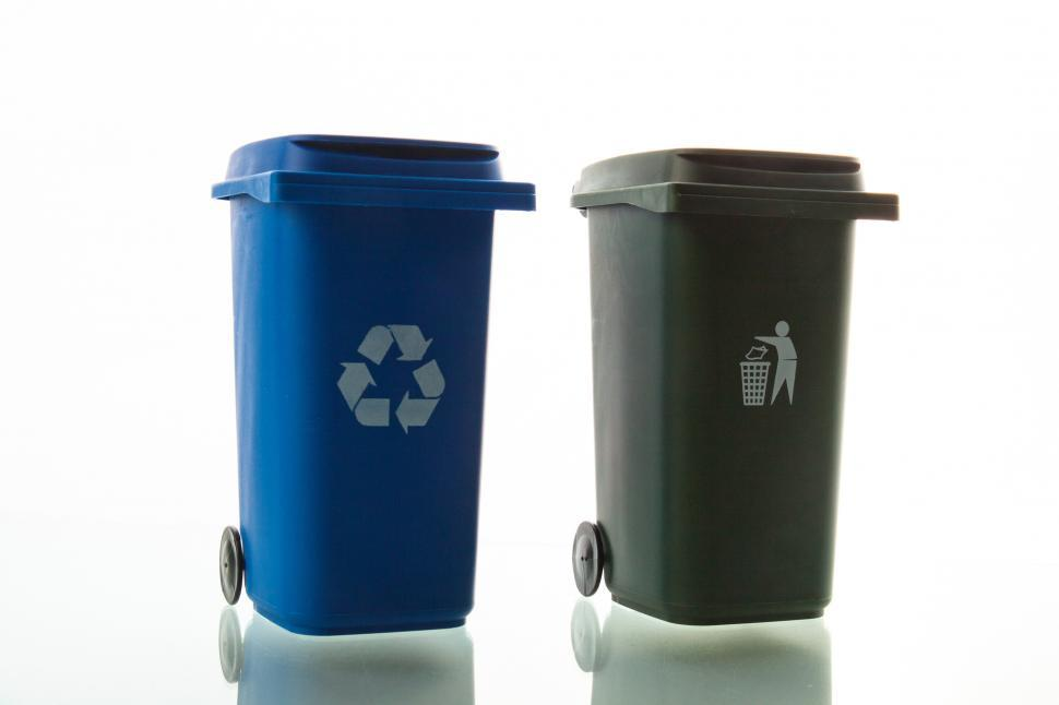 Download Free Stock HD Photo of Waste Bins Online